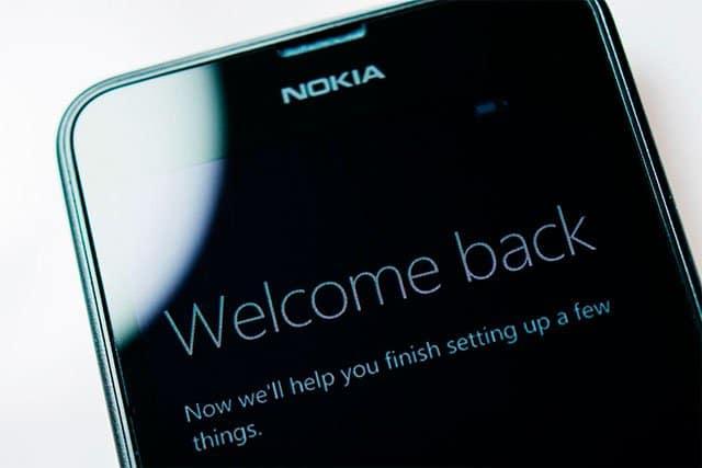 regreso de los smartphones Nokia