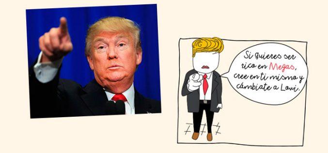Lowi ficha a Donald Trump para su campaña de verano