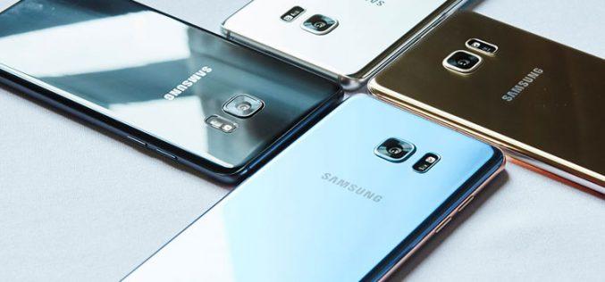 Samsung Galaxy Note 7, el móvil más caro del mundo