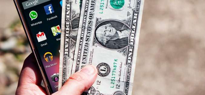9 maneras de ganar dinero gracias al móvil