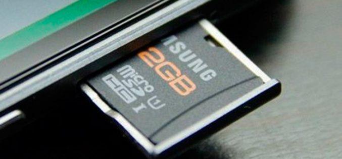 Por fin es posible instalar aplicaciones en tarjetas de memoria micro SD