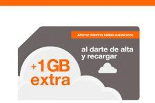 Orange cambia de estrategia promocional en sus tarifas prepago