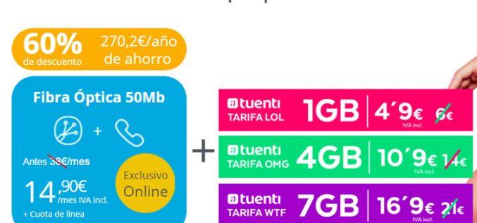 Movistar recurre a Tuenti para competir contra las tarifas convergentes low cost
