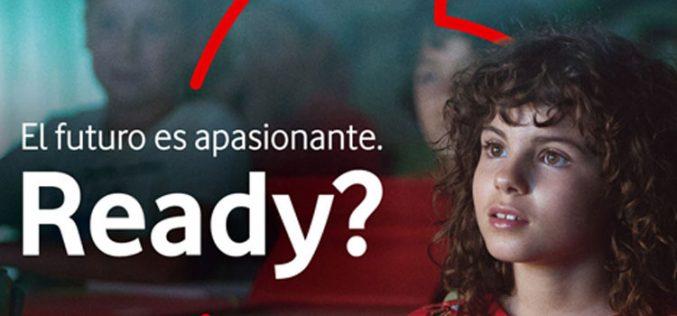 Vodafone, listo para levantar pasiones